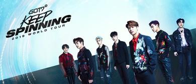 GOT7 – Keep Spinning World Tour
