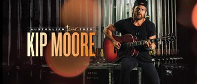 Kip Moore Australian Tour 2020