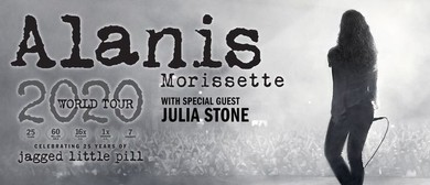 Alanis Morissette – World Tour 2020