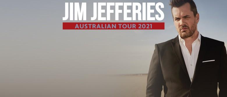 Jim Jefferies Australian Tour 2021