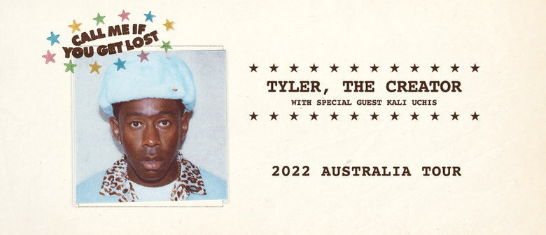 Tyler, The Creator - Call Me If You Get Lost Arena Tour
