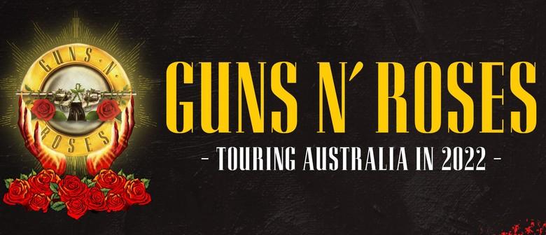 Guns N' Roses Australia & New Zealand Tour 2022