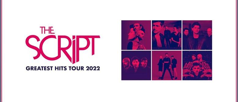 The Script - Greatest Hits Tour 2022