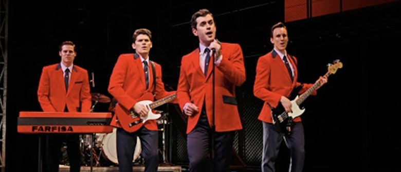 Jersey Boys Celebrates Two Years in Australia