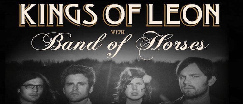 "Kings of Leon ""Come Around Sundown"" to Australia"