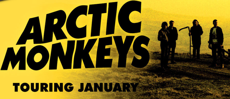 Arctic Monkeys Final Sydney Show