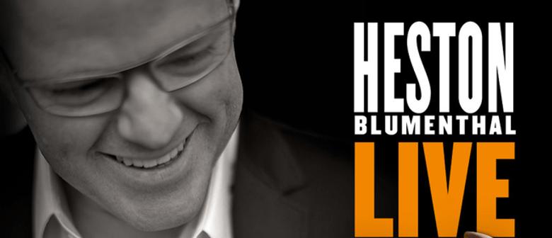 Heston Blumenthal Australian Tour