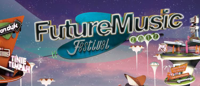 Future Music Festival 2nd Line-Up Announcement