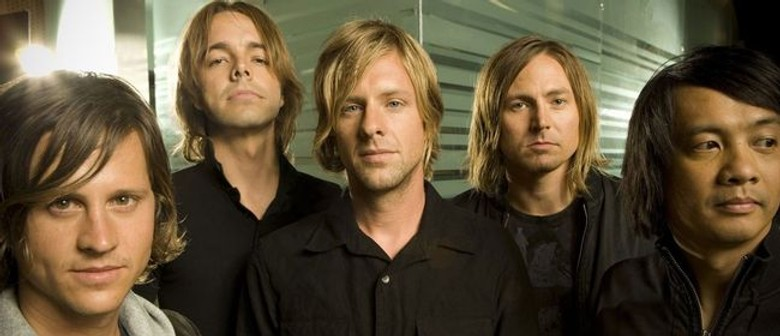 Switchfoot Australian Tour