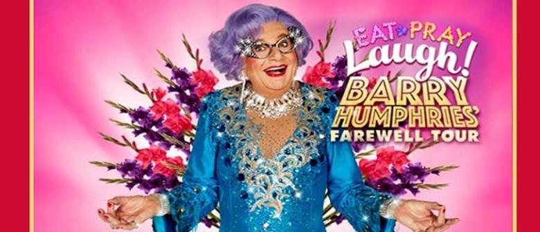 Barry Humphries Farewell Tour