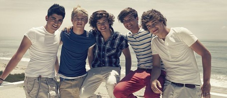 One Direction Australian Tour