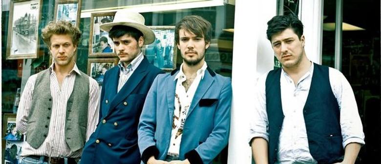 Mumford & Sons announce Australian arena tour