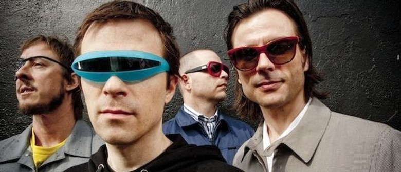Weezer Australian Tour