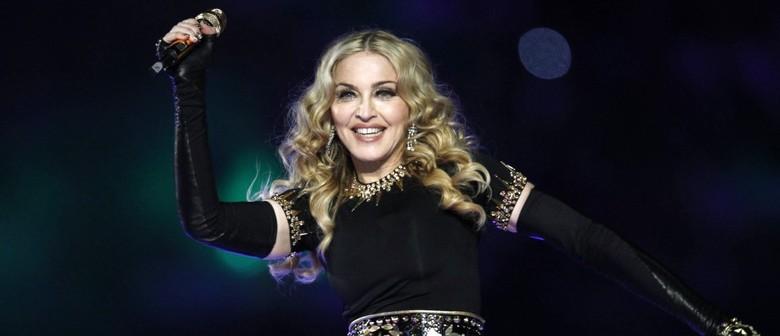 Madonna Cancels Australian Tour