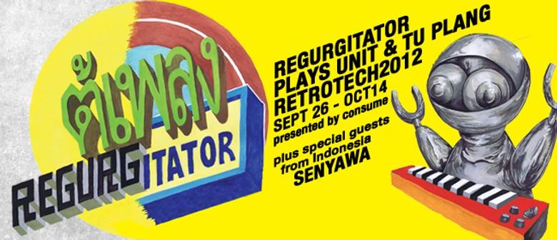 Regurgitator add second Brisbane show to Retrotech tour