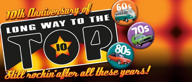 Long Way To The Top returns for 10th anniversary