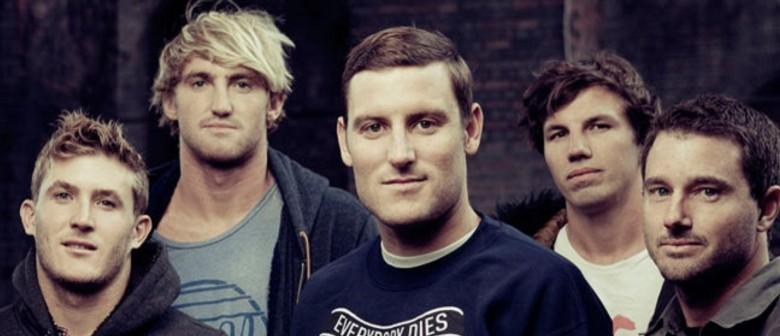 Parkway Drive announce 2012 tour