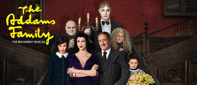 The Addams Family musical to premiere in Sydney