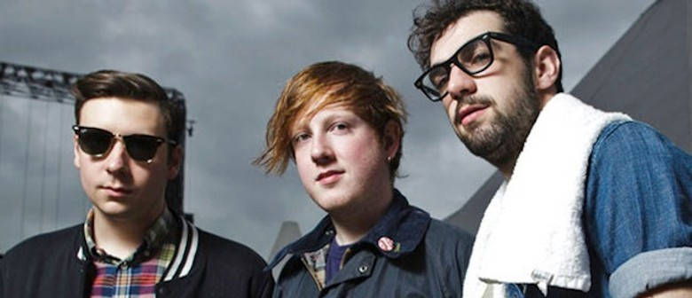 Obama books out Two Door Cinema Club show