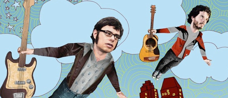 Flight Of The Conchords' new charity single
