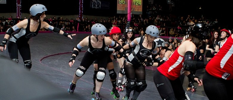 Roller Derby Xtreme is coming to Australia