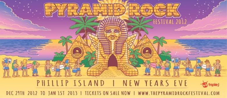 Pyramid Rock Festival makes second lineup announcement