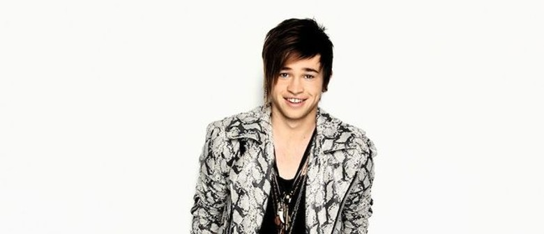 Reece Mastin announces rather large Australian tour