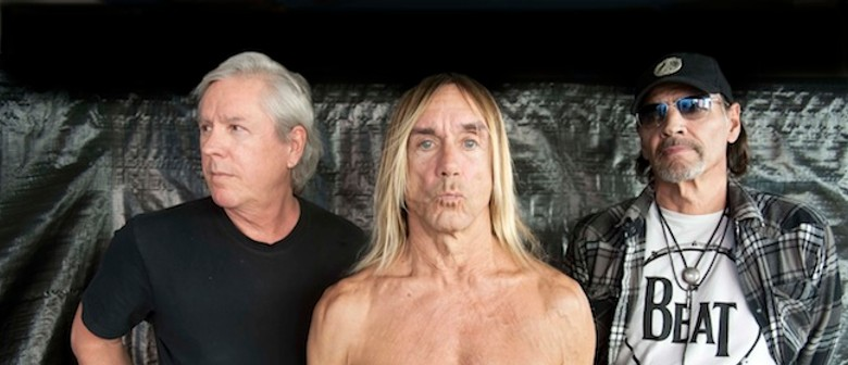 Iggy And The Stooges headline Australian shows
