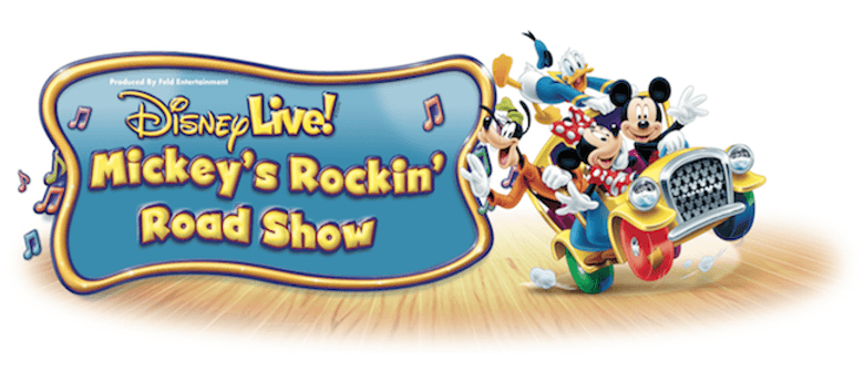 Win tickets to Disney Live! presents Mickey's Rockin' Road Show!