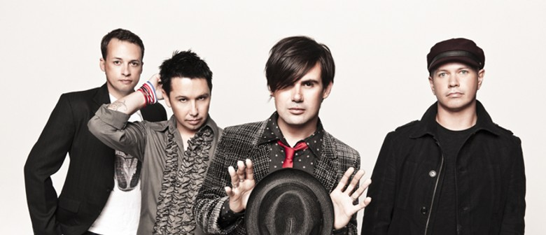 Grinspoon get on the road for Australian tour