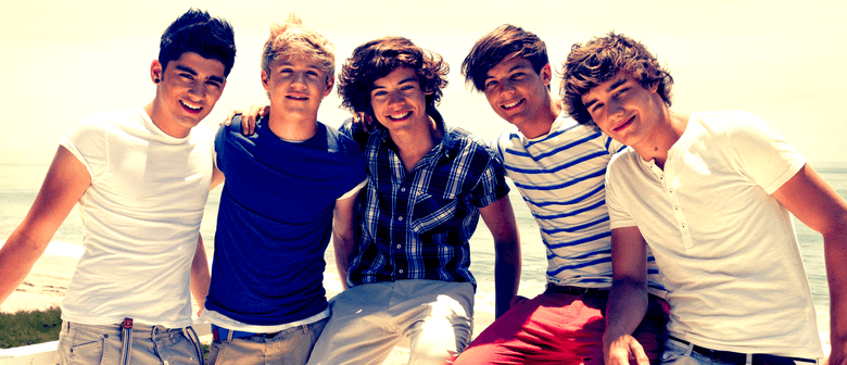 One Direction add new shows and change dates to 2013 Australian tour