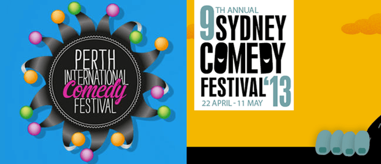 Perth Comedy Festival dishes out more treats, Sydney Comedy Festival begins announcements