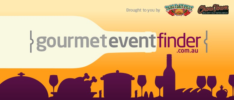 Gourmet Eventfinder launches