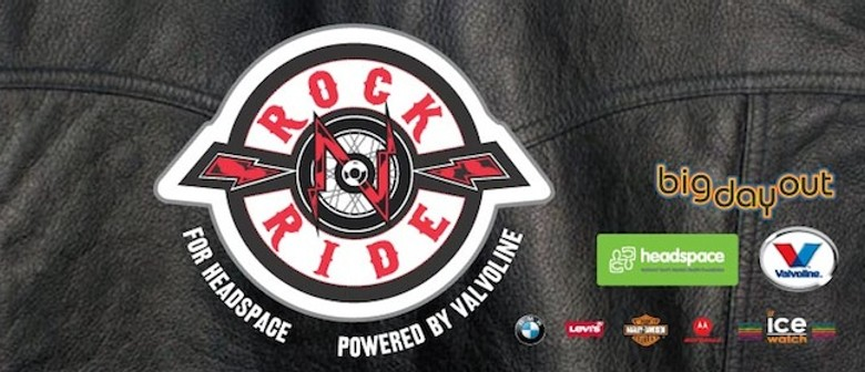 Rock 'N' Ride: Big Day Out create celebrity bike gang for Headspace