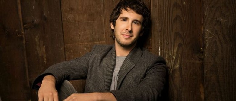 Josh Groban announces Australian tour