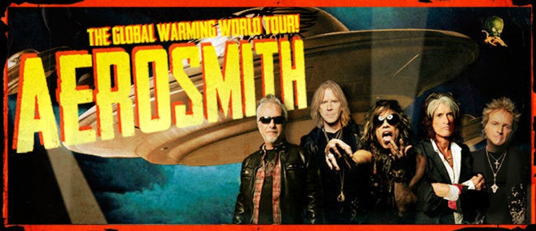 Aerosmith announce Australian tour