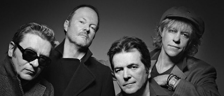 The Boomtown Rats announce reunion and Australian tour