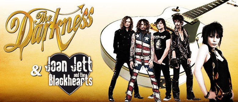 The Darkness cancel upcoming Australian tour with Joan Jett