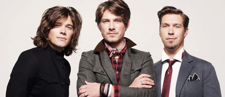 Hanson announce world tour, single, album, Leno slot