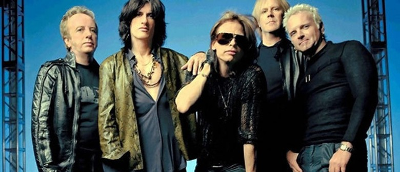 Aerosmith added to Stone Music Fesival