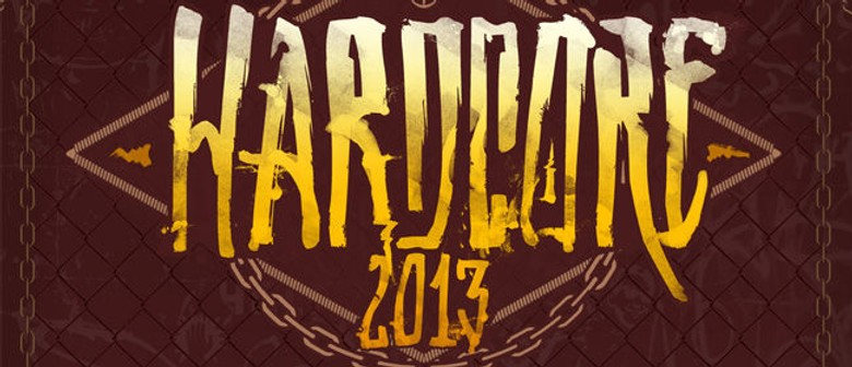 Event Spotlight: Graham Nixon from Resist discusses Hardcore 2013