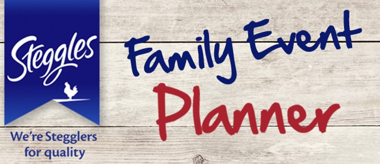 Steggles Family Event Planner Launches