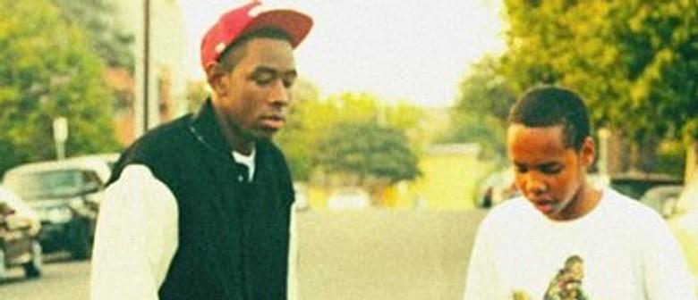 Tyler, The Creator and Earl Sweatshirt touring Australia