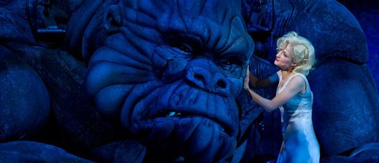 Event Spotlight: Q&A with Peter England, King Kong