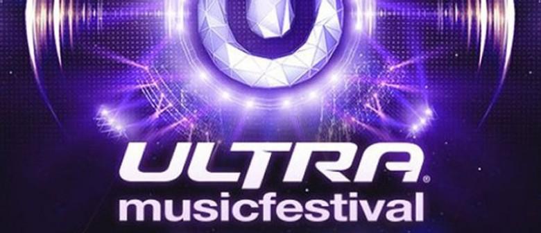 Ultra Music for Sydney in 2014
