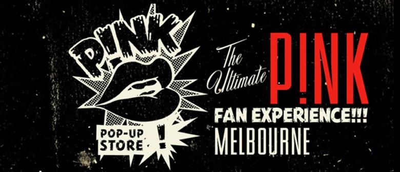 Pink to open Australian exclusive pop-up store