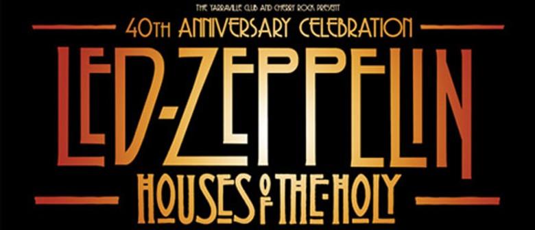 Event Spotlight: Led Zeppelin 40th anniversary tribute