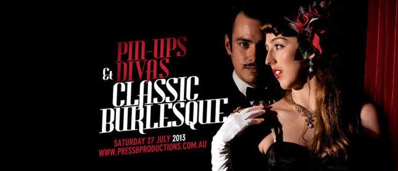 Q&A: Press B Productions talk Classic Burlesque