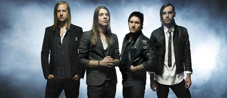 Red Jumpsuit Apparatus: The new face of touring