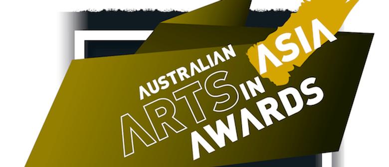 Asia Awards celebrating Australian Arts
